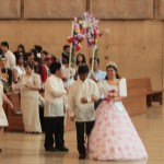 santacruzan at the cathedral of our lady of little angels 2
