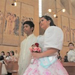 santacruzan at the cathedral of our lady of little angels 4