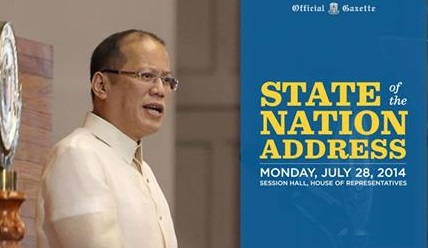 fifth sona of president benigno ìnonoyî aquino iii essay Former president benigno aquino iii will once again skip the upcoming state of nation address of president rodrigo duterte according to the house of representatives' inter-parliamentary relations service (iprs), aquino already sent his regrets as early as may 18 and will not be able to attend .