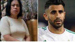 Cathy sues Riyad Mahrez